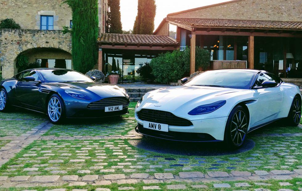 2018 Aston Martin DB11 V8 first-drive: The driver's GT