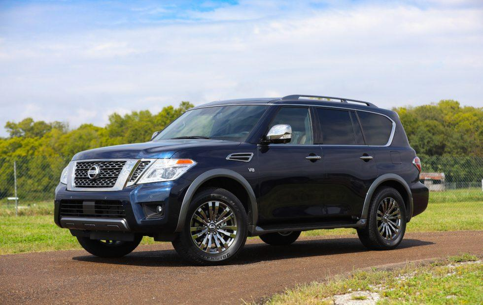 The 2018 Nissan Armada Platinum Reserve has a feature all SUVs should use