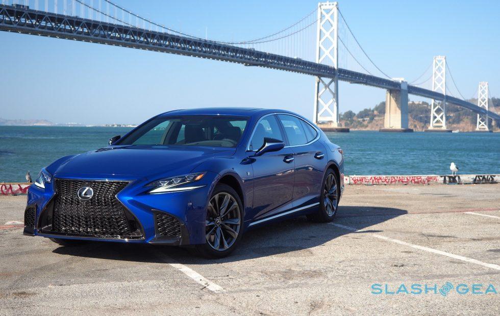 2018 Lexus LS 500 First Drive: The luxury of identity