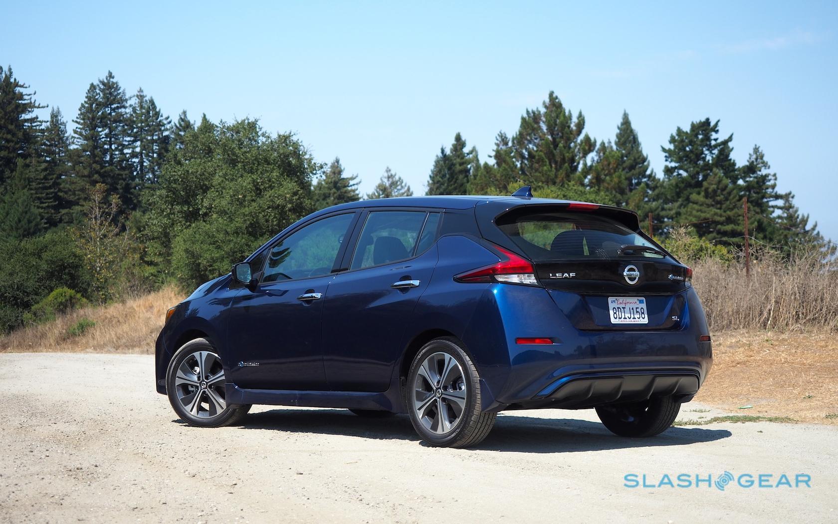 The New Nissan Leaf Is The Everyman Ev Slashgear