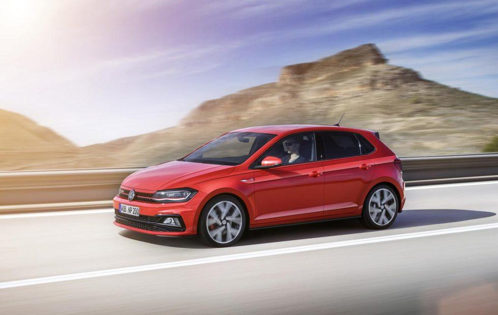2018 VW Polo GTI gets 197 hp and fully digital instrument