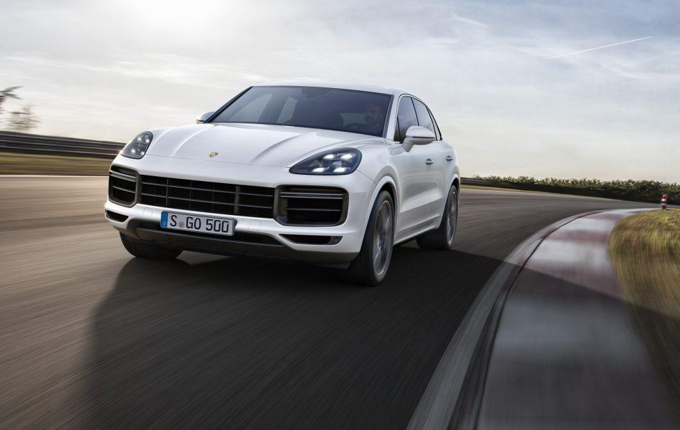 2019 Porsche Cayenne Turbo is a 550 hp, 177 mph people hauler