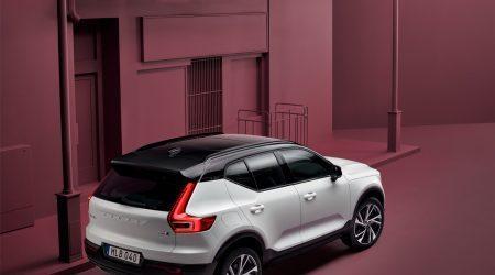 2018 Volvo XC40 Gallery