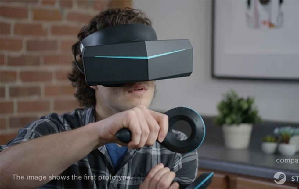 Pimax promises 8K VR at the cost of your self-esteem