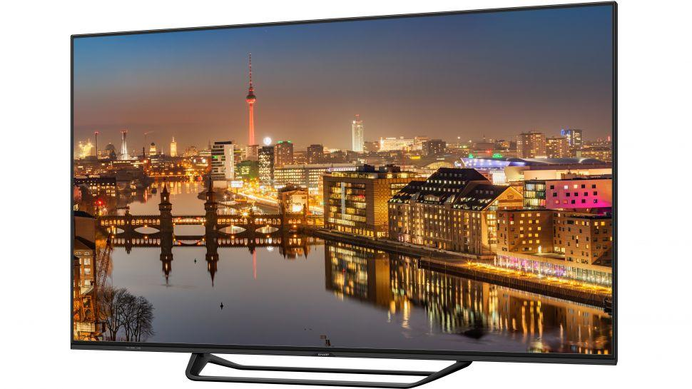 Sharp AQUOS 8K TV launch wants you to toss your 4K set