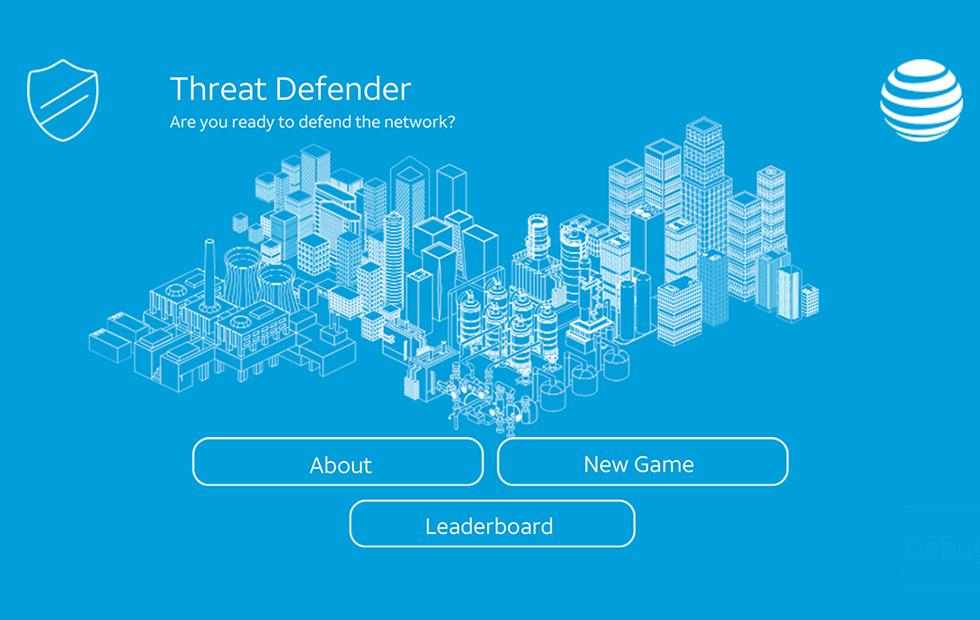 AT&T's Threat Defender is a mobile game no one asked for