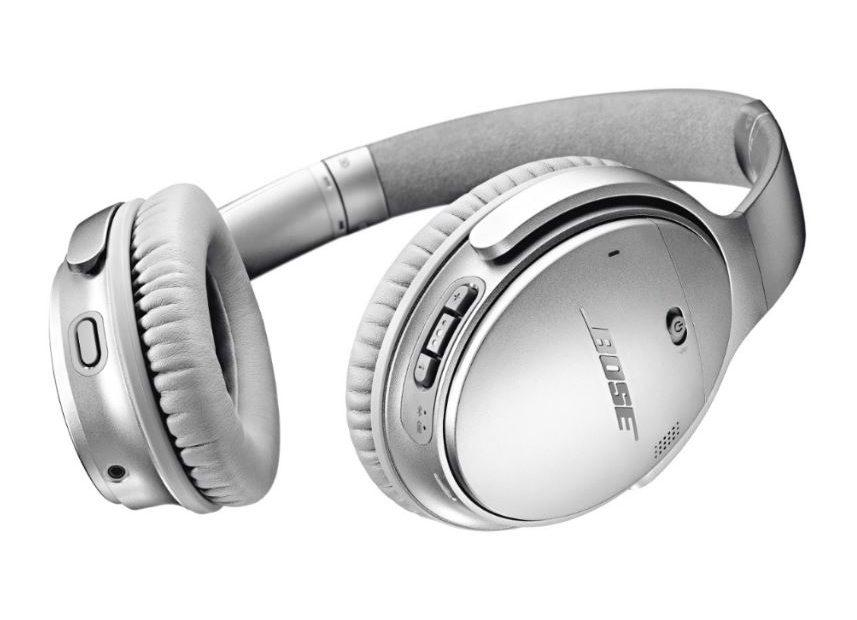First Google Assistant headphones made by Bose