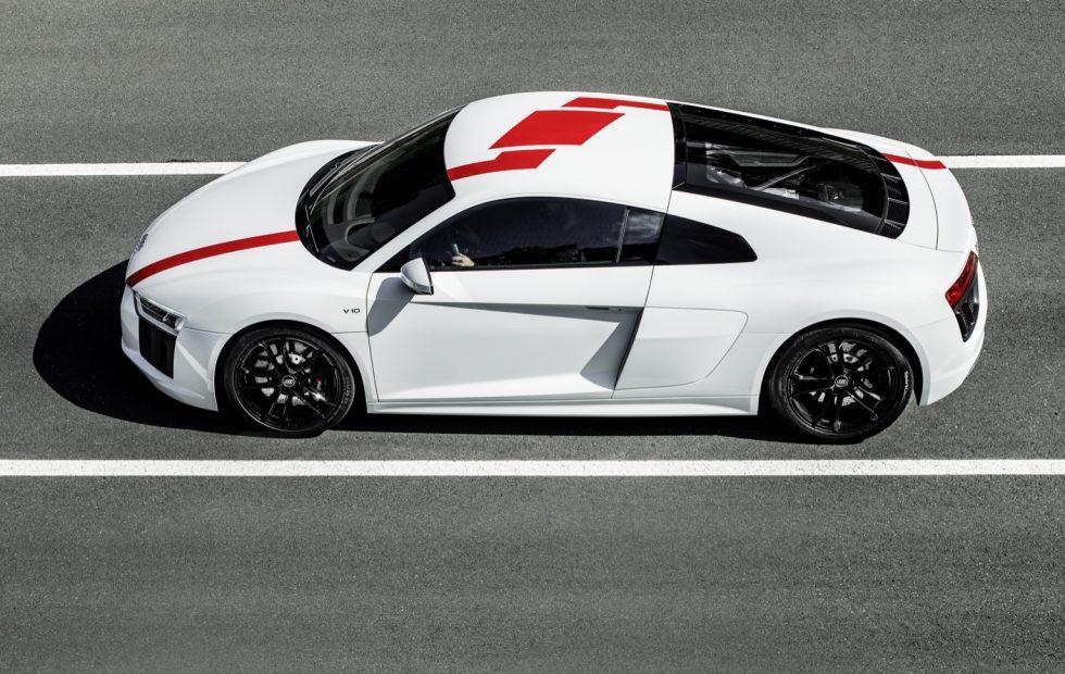 Audi R8 V10 RWS is a super-rare rear-wheel drive oddity