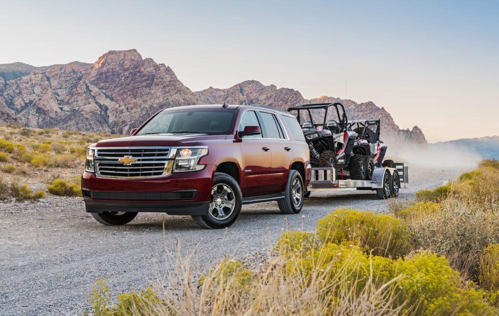 2018 Chevrolet Tahoe Custom First Drive: SUV body, pickup soul