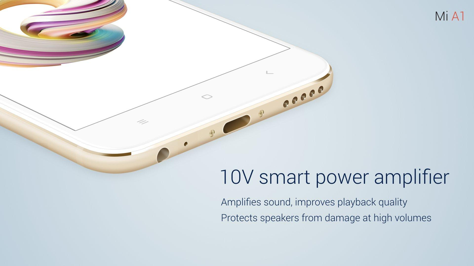 Xiaomi Mi A1 brings Android One, Google Assistant to the