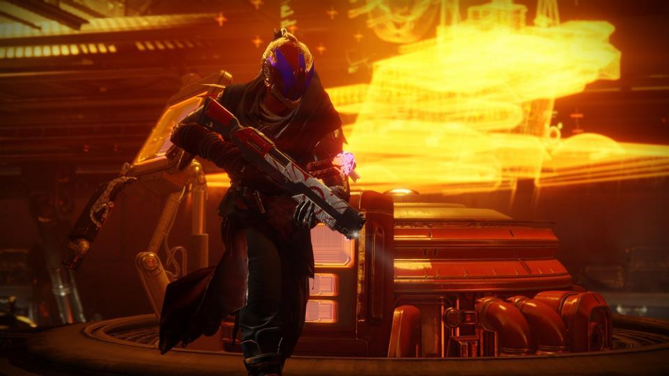 Destiny 2 DLC begins with Curse of Osiris