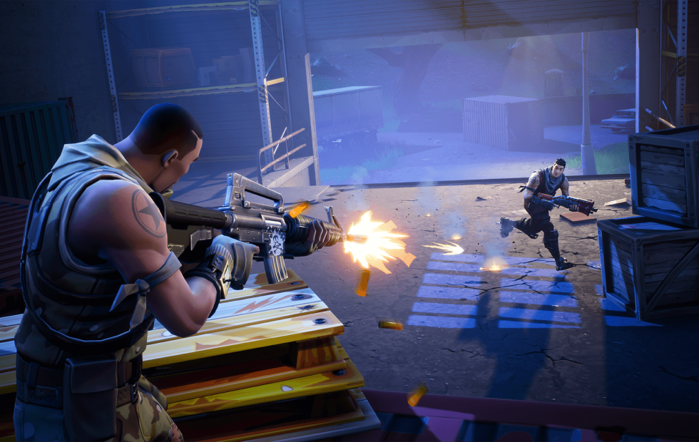PS4 and Xbox One cross play silently enabled in Fortnite