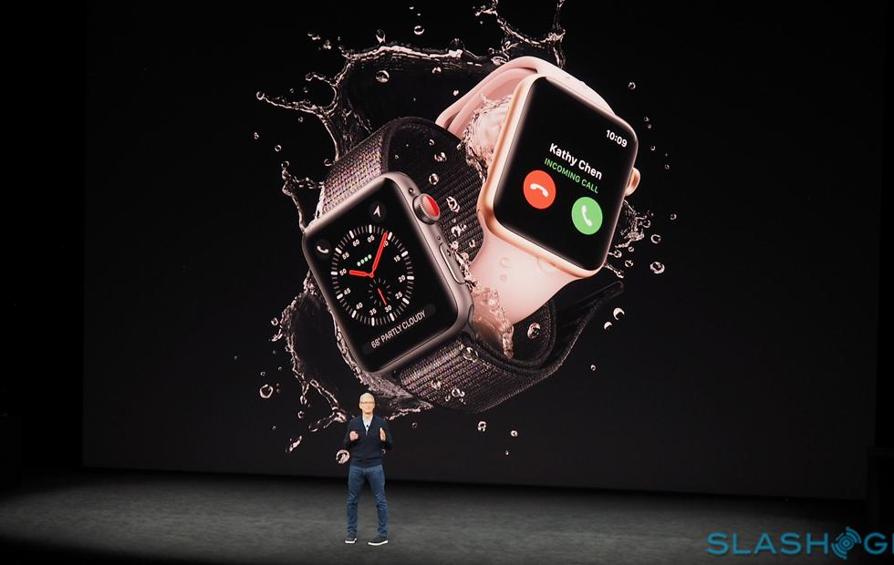 Apple Watch Series 3: release date, LTE, redesign