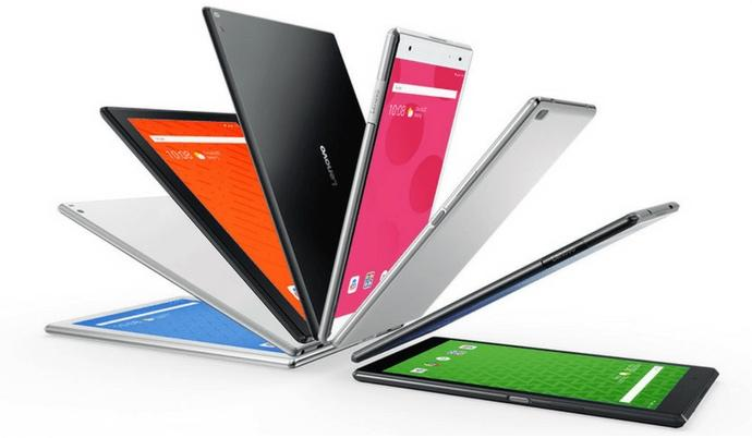 Lenovo releases Android-powered Tab 4 tablets with four configurations
