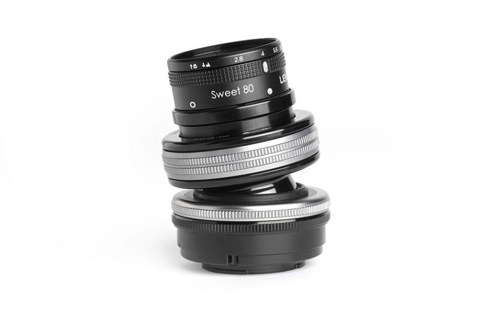 Lensbaby's new lenses prove iPhone hasn't killed cameras quite yet