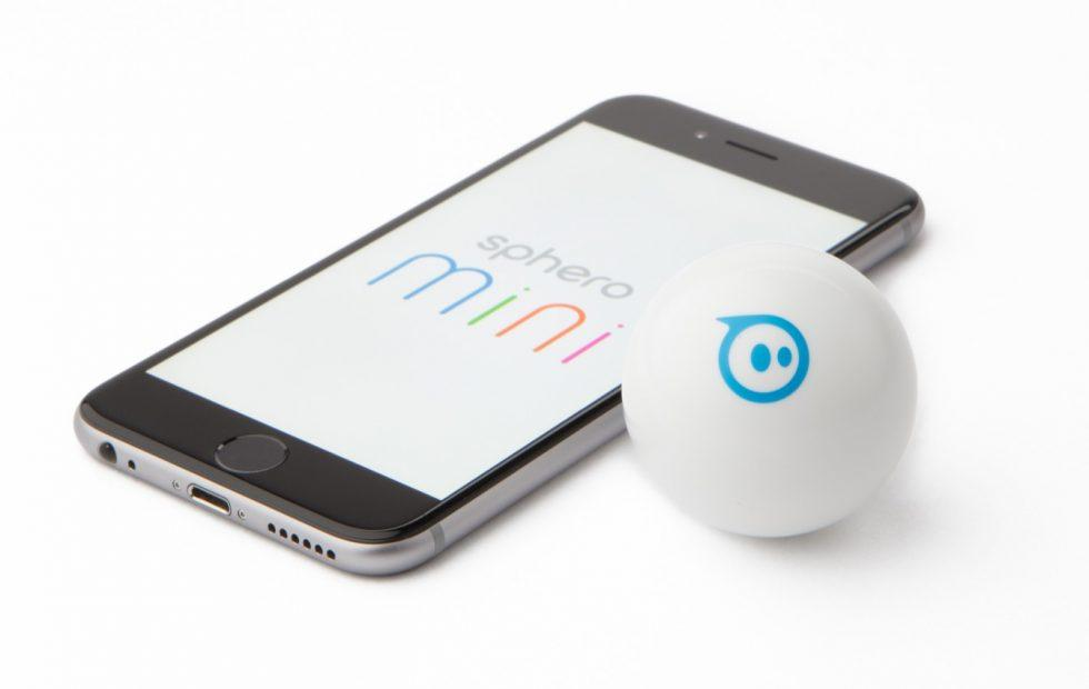 Sphero Mini brings spherical robot under fifty bucks