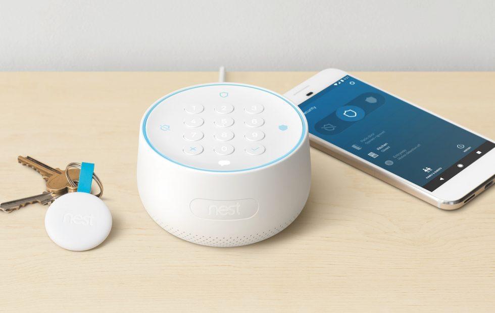 Nest Secure home alarm promises super-sleek protection