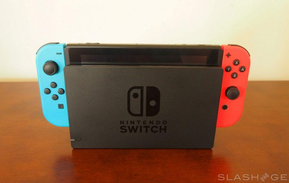 Switch in stock for the holidays? Nintendo can't guarantee it
