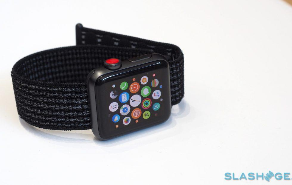Apple Watch Series 3 with LTE hands-on