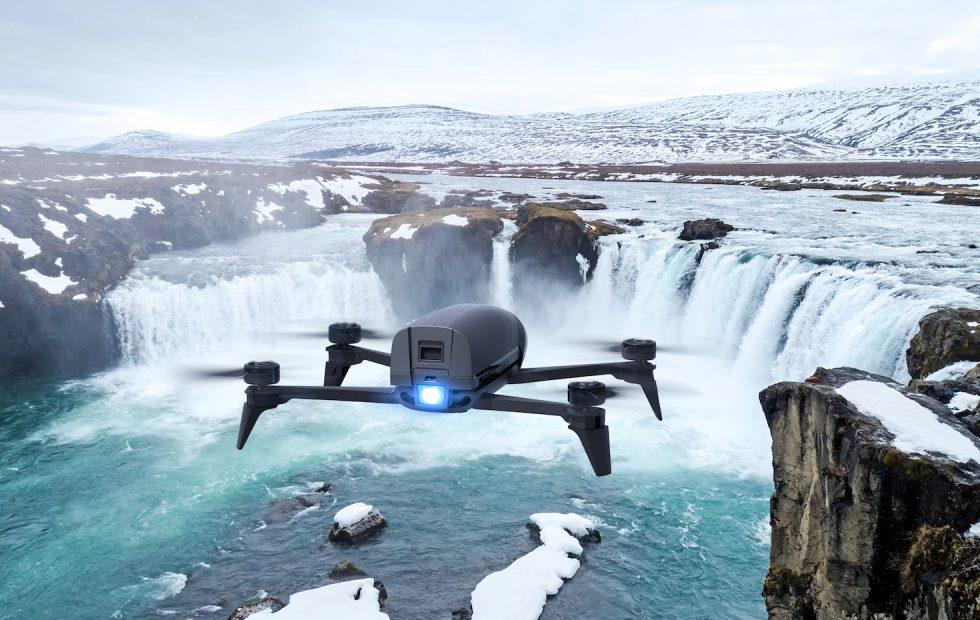 Parrot Bebop 2 Power drone boosts flight time and video skills