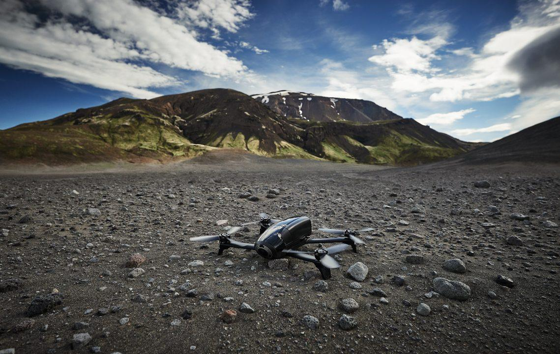 Parrot Bebop 2 Power drone boosts flight time and video