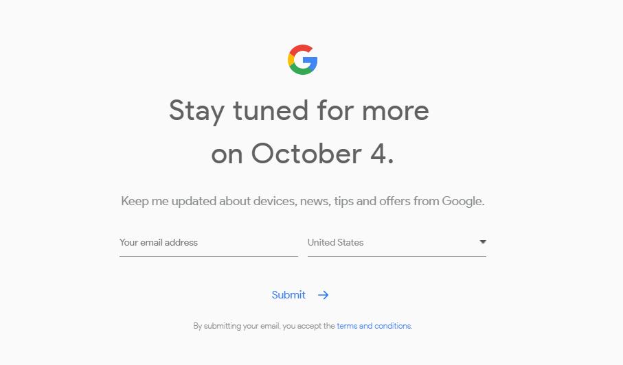 The Google Pixel 2 launch date just got confirmed [UPDATE]