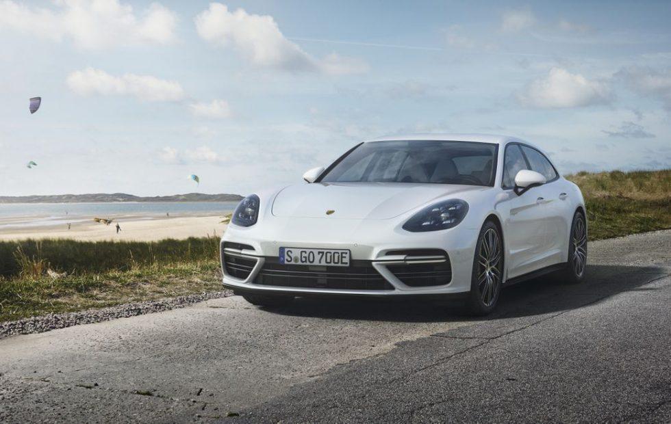 Porsche Panamera Turbo S E-Hybrid Sport Turismo packs 680hp