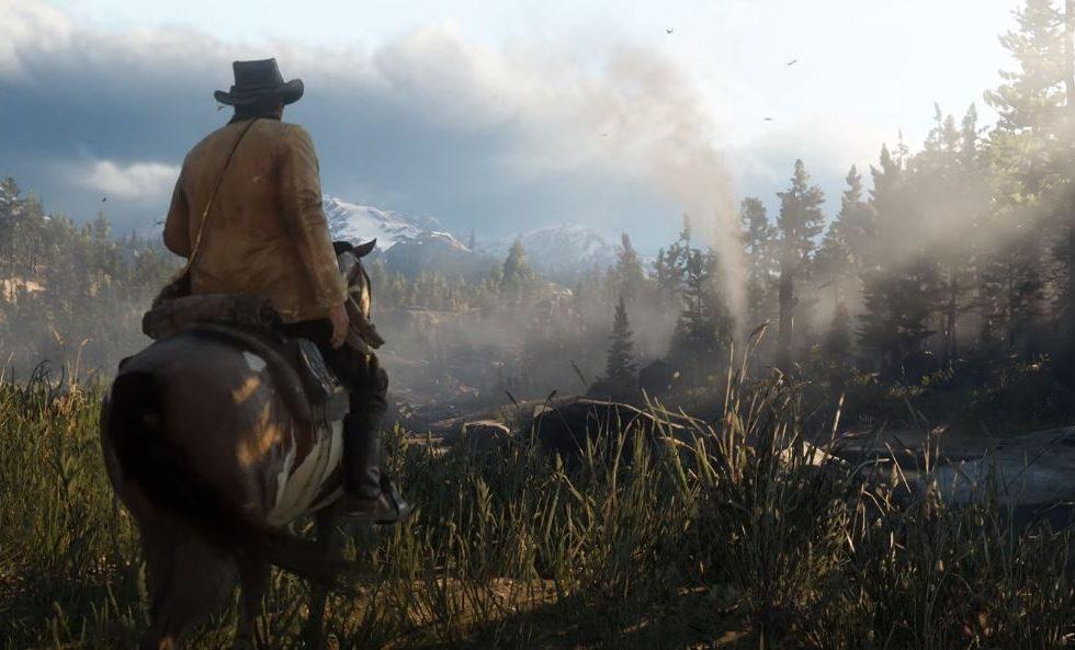 Red Dead Redemption 2's first story trailer is here