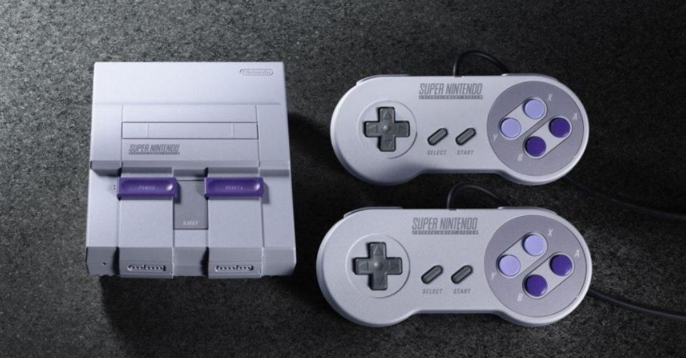 SNES Classic in-store at bankrupt Toys R Us at launch