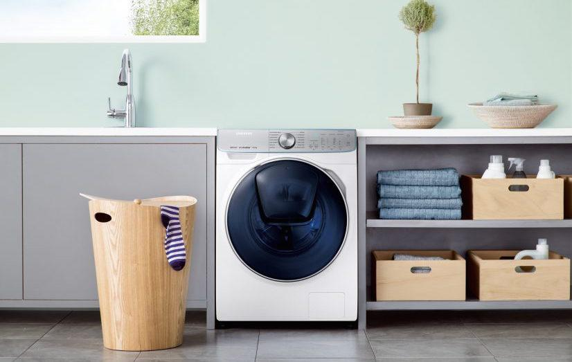 Samsung debuts AI-powered washing machine at IFA 2017