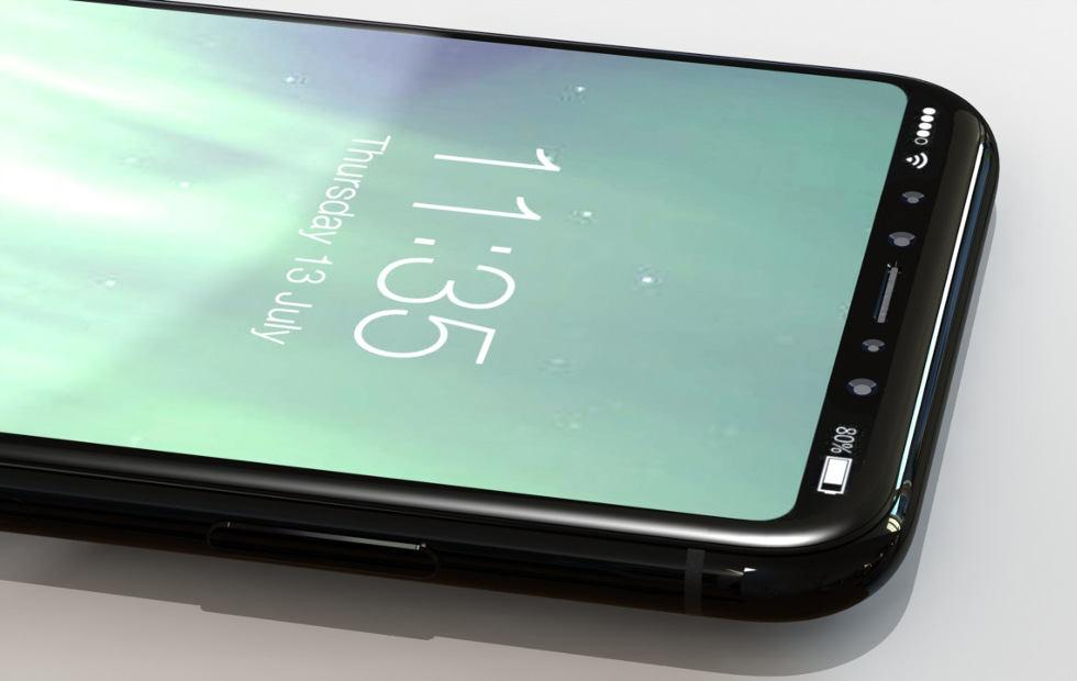 This is how the iPhone 8 Face ID could work