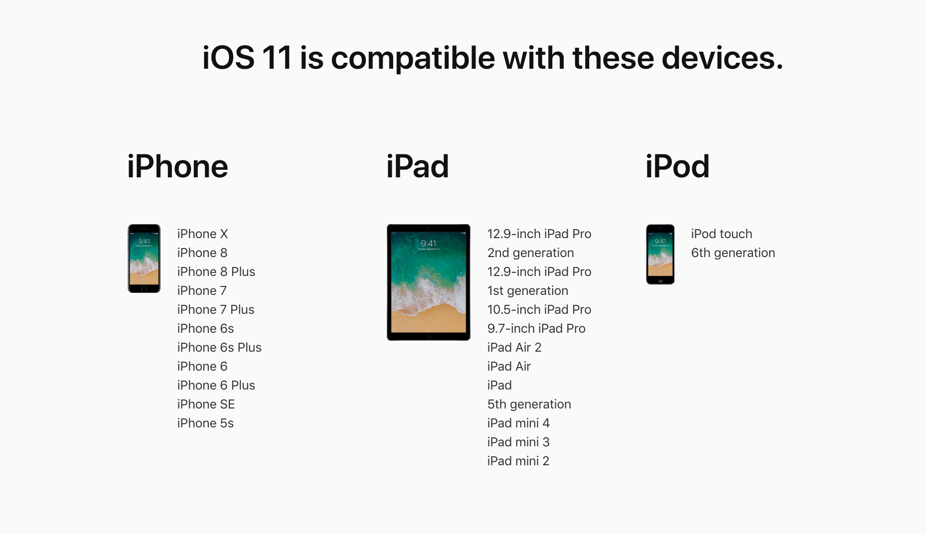download ios 11 for old ipad