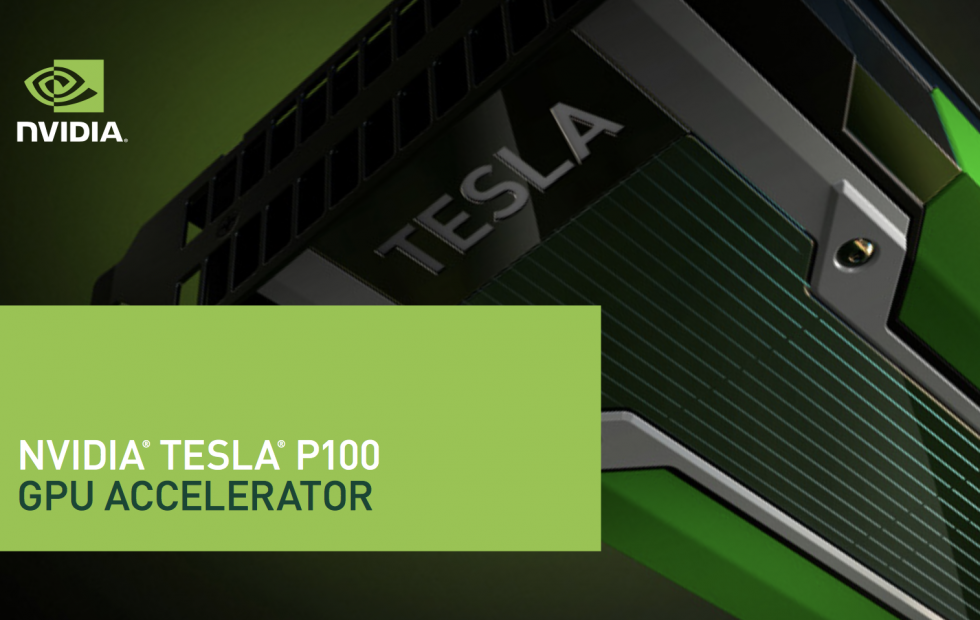 NVIDIA Tesla P100 comes to Google Compute Engine in the cloud