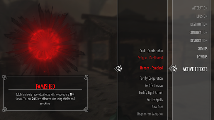 Skyrim's new survival mode DLC might make you angry - SlashGear