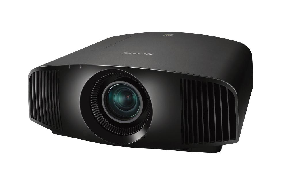 Sony True 4K HDR projectors bring a lot of power for a lot of heft