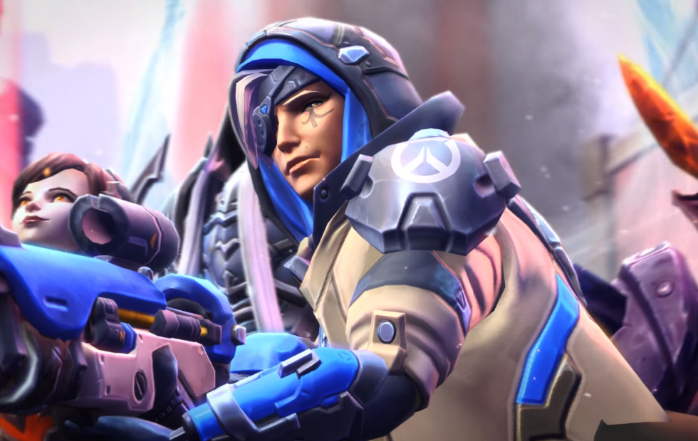 Heroes of the Storm is getting Ana and Junkrat from Overwatch