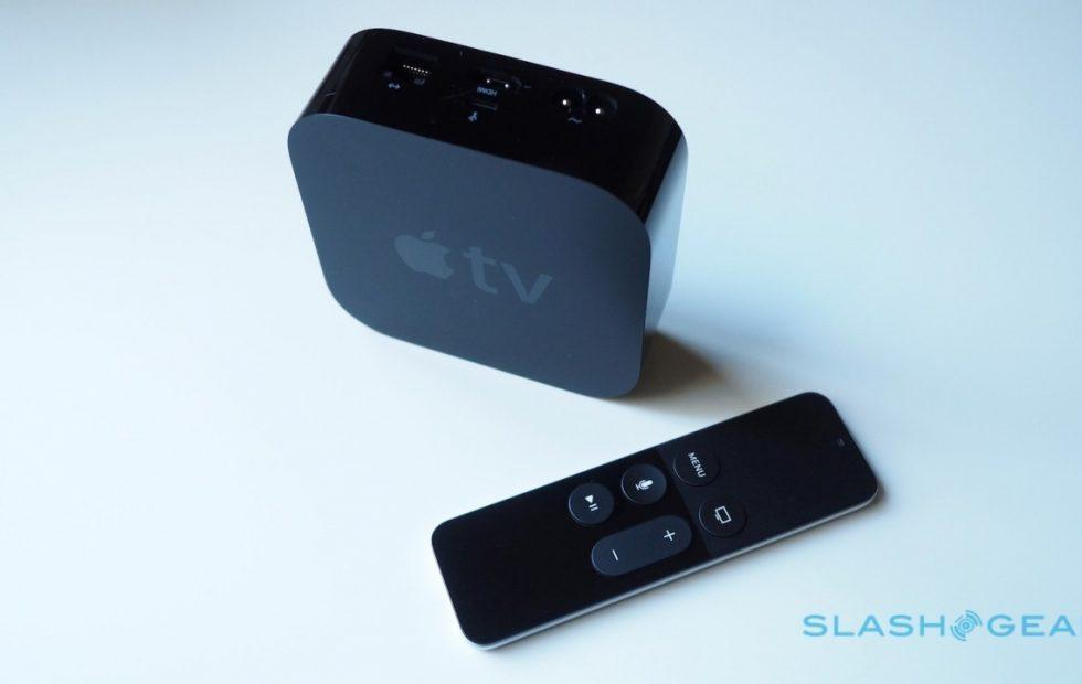 Apple TV 4K made a brief appearance on Amazon
