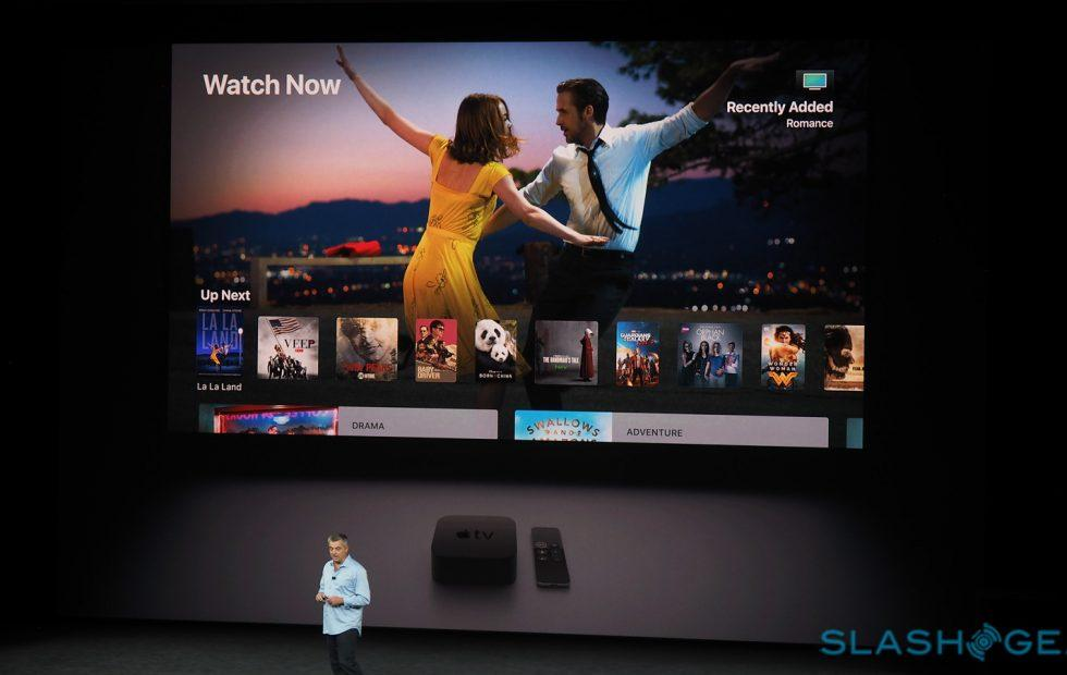 Apple TV 4K won't let you download 4K content