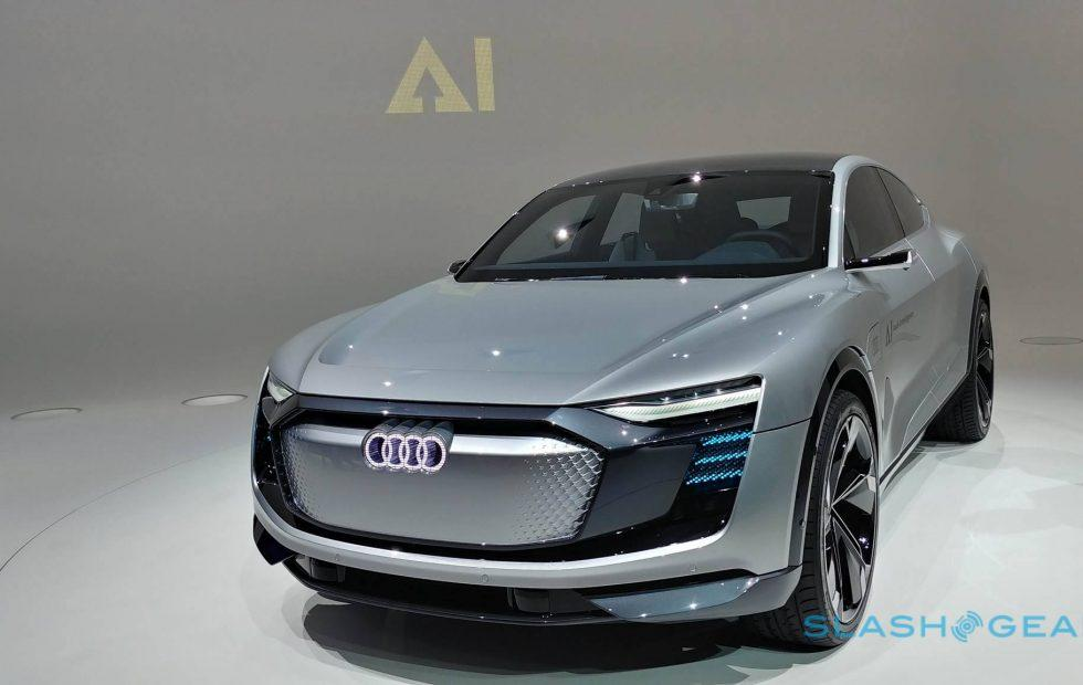 Audi Elaine and Aicon Concept cars: Taking autonomy to Level 4 and 5