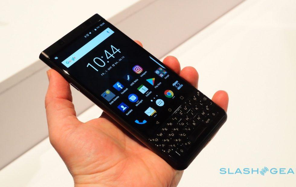 BlackBerry KEYone Black Edition launches globally: Hands-on
