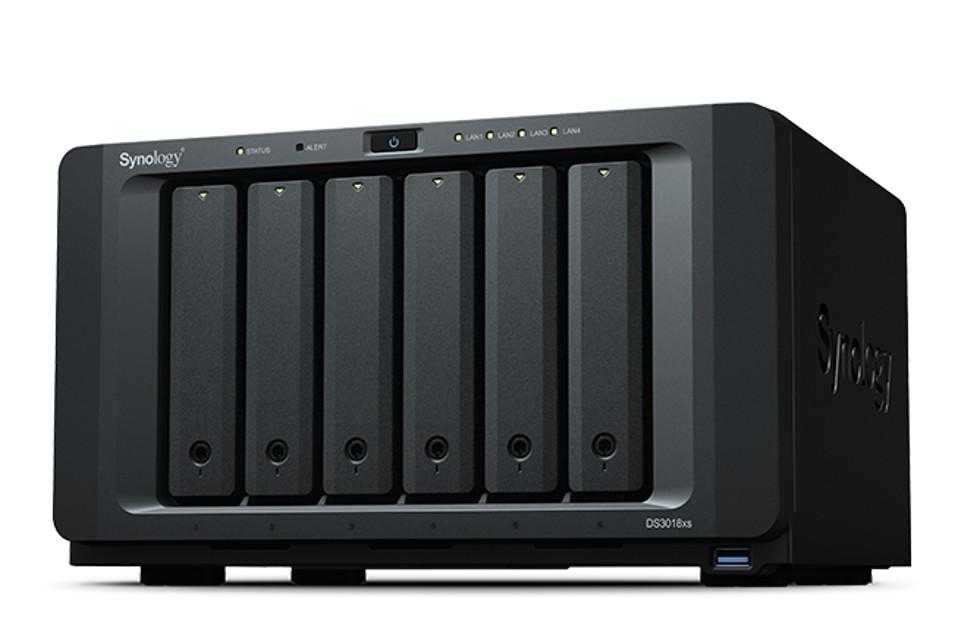 Synology has a new DiskStation NAS for every need