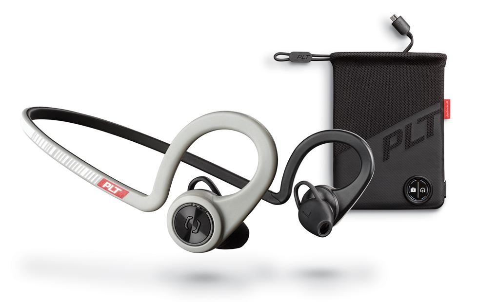 Plantronics BackBeat Fit headphones get sporty in the wireless age