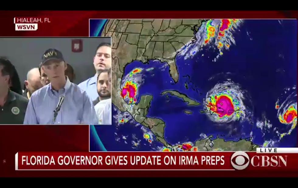 Tech companies rise to help Florida weather Irma