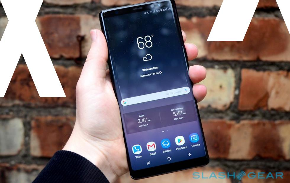 Galaxy Note 8 Sale Uber Alles OR Why I'll wait for iPhone X