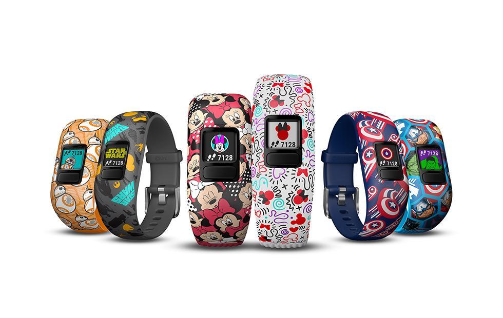 Garmin vívofit jr 2 is a Disney-themed activity tracker for kids
