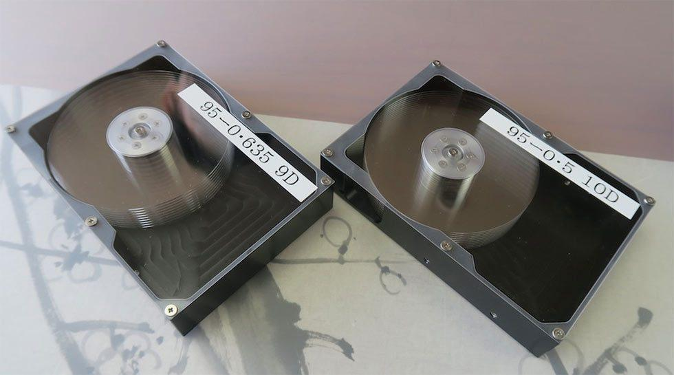 Hoya Glass Substrates could usher in 20TB HDD era