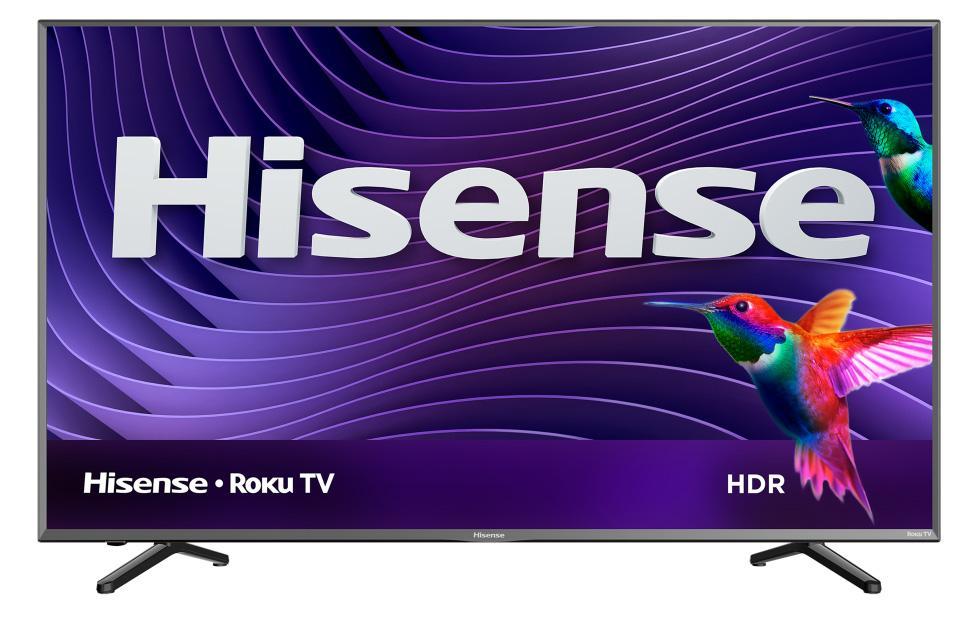 R6 4K Hisense Roku Smart TV lineup launches with HDR - SlashGear