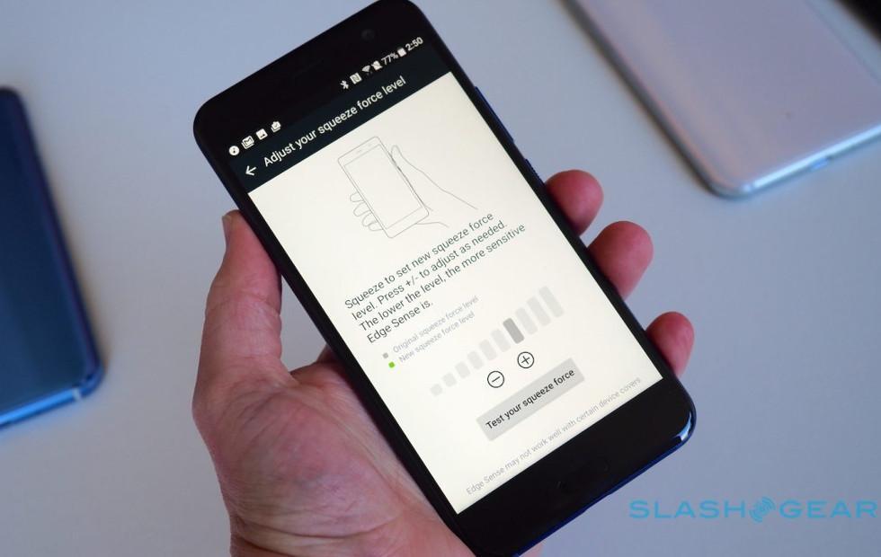 HTC U11 Edge Sense update shows Samsung how it's done