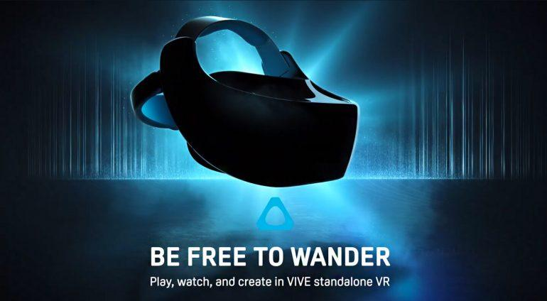 Vive Focus tipped as name of HTC's standalone VR headset