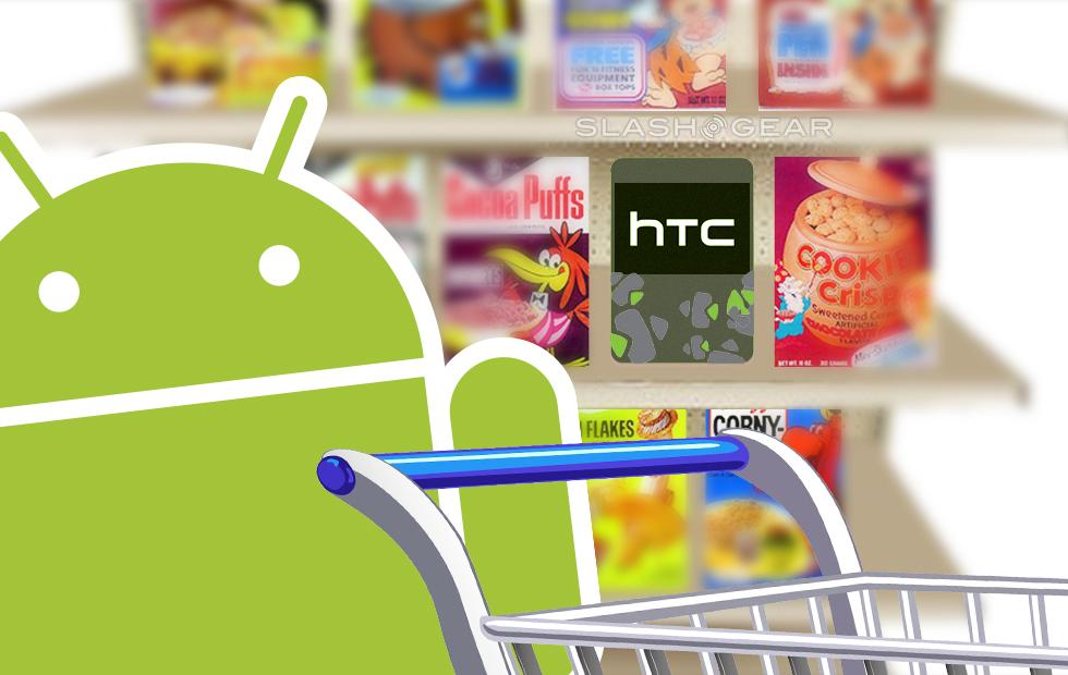 Google may acquire HTC (or part of it, anyhow)